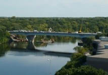 New Bridge to Open Thursday