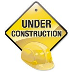 Downtown Road Construction Thursday Evening